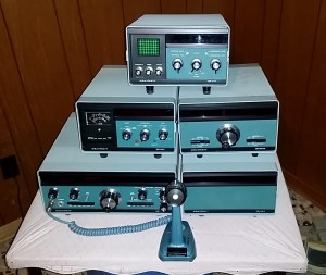 My beloved Heathkit series 2 (SB-104) family pieces
